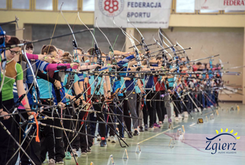 19 medali zdobyli zawodnicy z klubów Zrzeszenia na HMP juniorów młodszych w łucznictwie