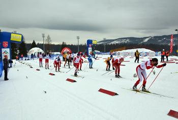 26 medali zdobyli zawodnicy naszych klubów na OOM Małopolska 2017 wbiegach narciarskich