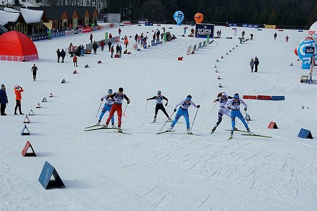 Mistrzostwa Polski Młodzików iUKS wbiegach narciarskich – górą MULKS Grupa Oscar Tomaszów Lubelski