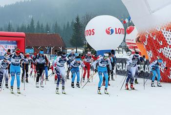 6 medali dla zawodników zklubów naszego Zrzeszenia na MP wbiegach narciarskich