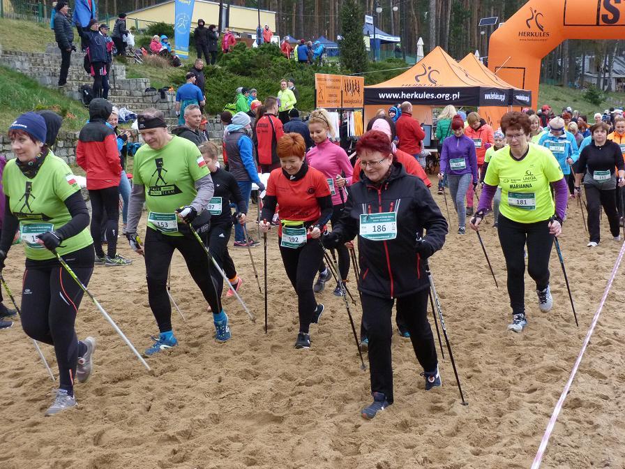 Jaonna Suleja zbrązowym medalem IV Mistrzostw Polski Nordic Walking wMaratonie
