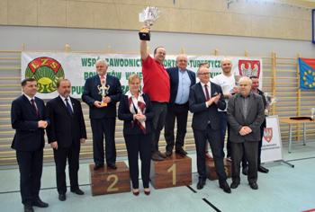 XIX Zimowa Wielkopolska Spartakiada LZS Mieszkańców Wsi o Puchar Przewodniczącego RW Z LZS