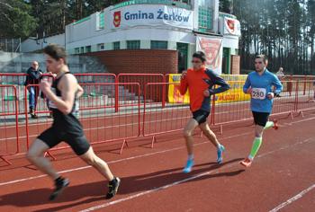 Mistrzostwa Krajowego Zrzeszenia LZS wBiegach Przełajowych — Żerków 2017
