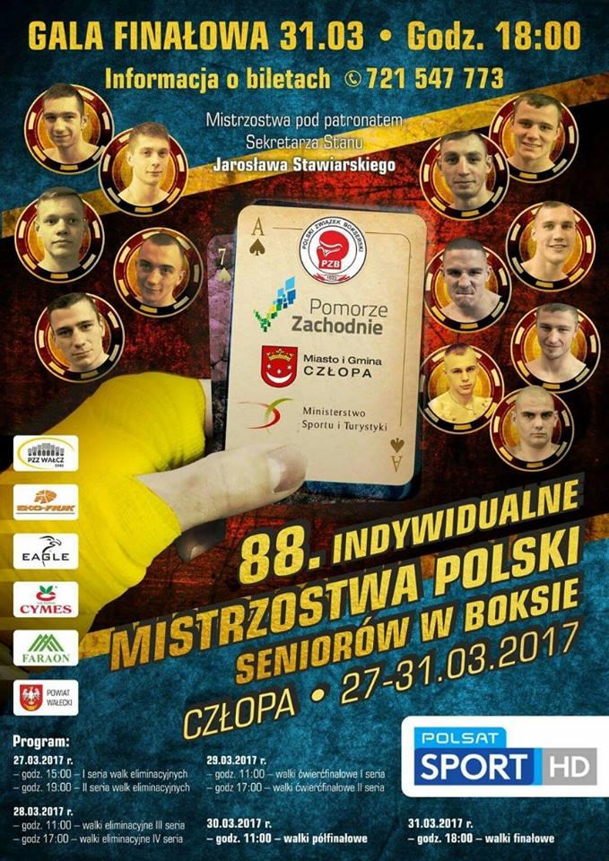3 medale naszych zawodników na Mistrzostwach Polski w boksie seniorów