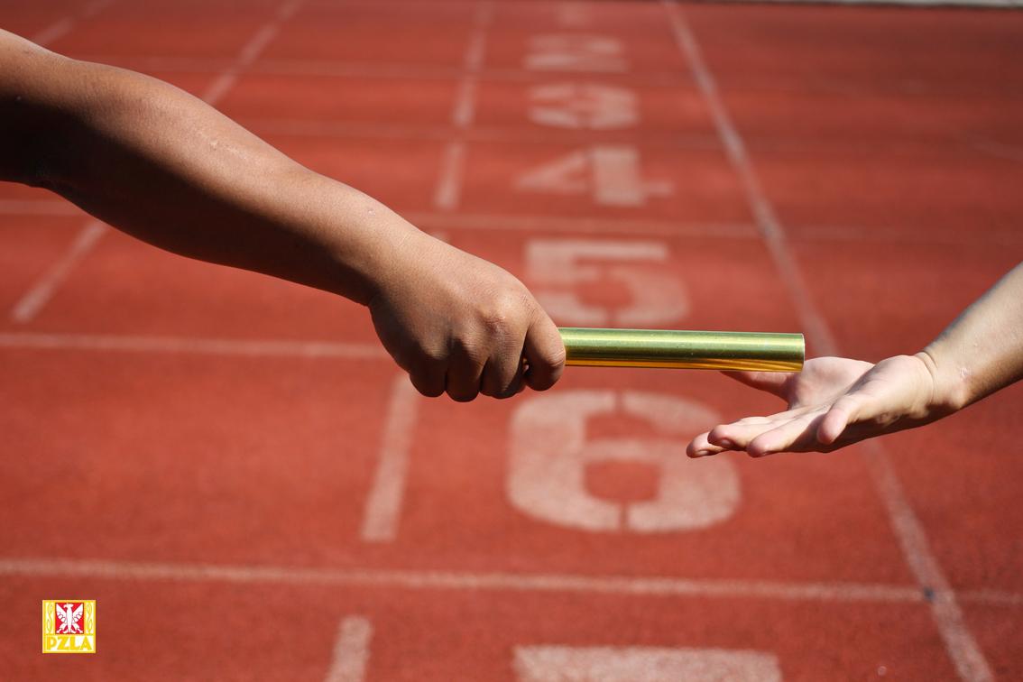 Uwaga! Kwalifikacje sztafet do OOM podczas Mistrzostw Krajowego Zrzeszenia LZS wlekkiej atletyce
