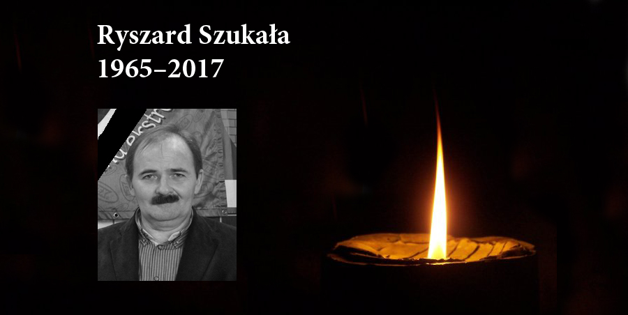 Zmarł Ryszard Szukała