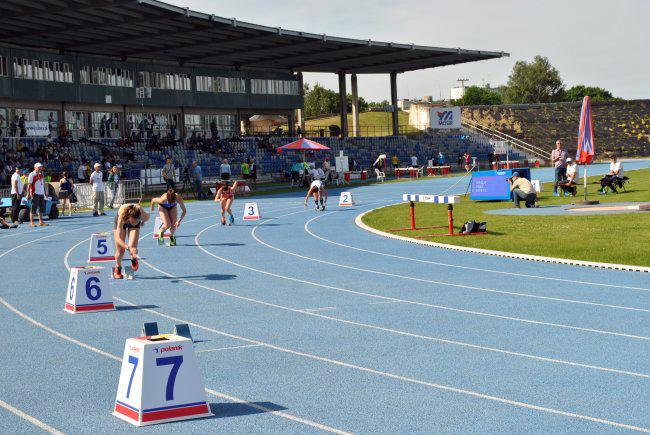 Mistrzostwa Krajowego Zrzeszenia LZS wLekkiej Atletyce — Piła 2017