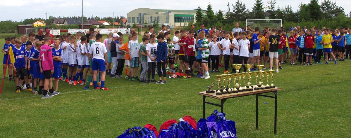 Piątek Cup w Luzinie iIXKaszubska Paraolimpiada