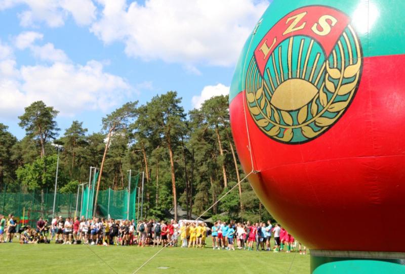 Letnie Igrzyska Sportowo-Rekreacyjne LZS Województwa Łódzkiego