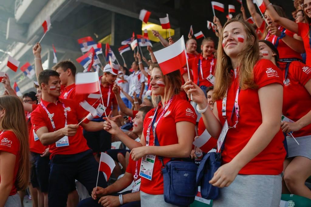 XIV Letni EYOF Győr 2017 rozpoczęty — startuje 15 zawodników znaszych klubów