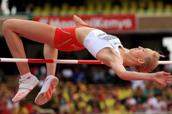 Martyna Lewandowska wicemistrzynią świata kadetek (U-18) wskoku wzwyż