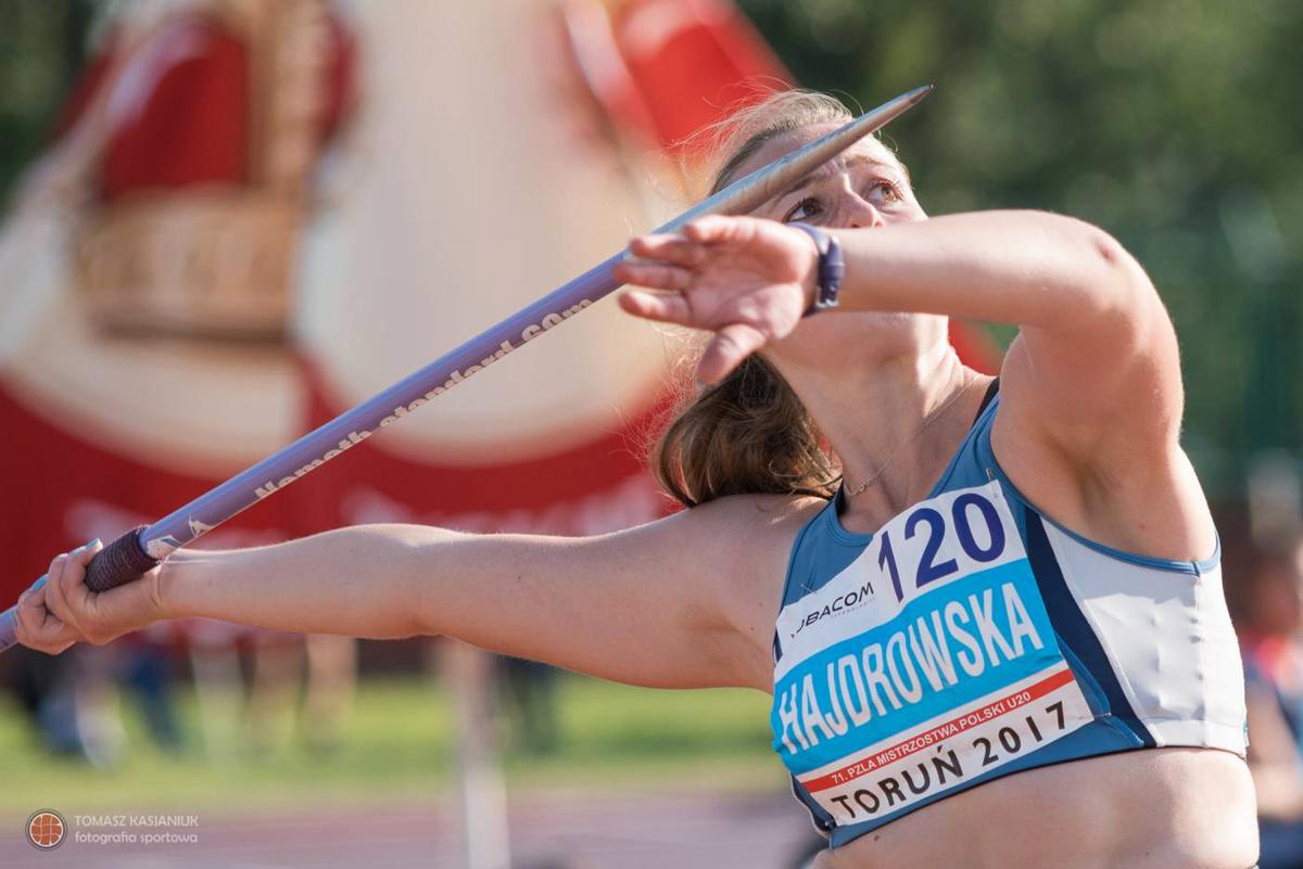 56 medali zawodników zklubów Zrzeszenia LZS na 71.Mistrzostwa Polski U-20 wLekkiej Atletyce