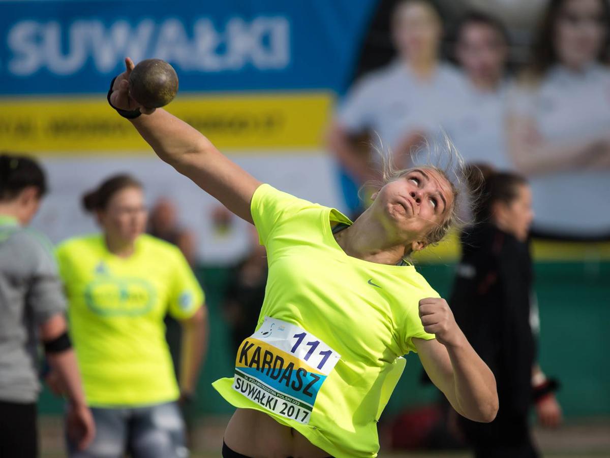 31 medali zdobyli zawodnicy znaszych klubów na Mistrzostwach Polski U-23 wLekkiej Atletyce