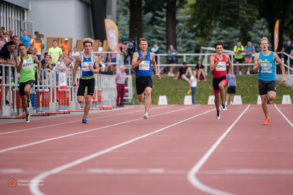 45 medali zdobyli zawodnicy zklubów Zrzeszenia na OOM Mazowsze 2017 wlekkiej atletyce