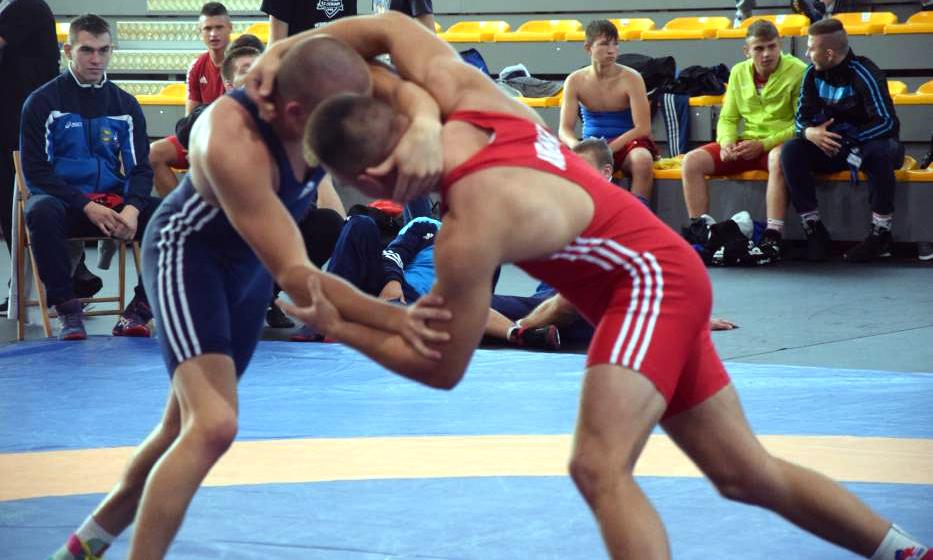 Mistrzostwa Krajowego Zrzeszenia LZS wZapasach Mężczyzn wstylu wolnym — Krotoszyn 2017