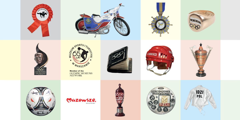 65 lat Muzeum Sportu iTurystyki wWarszawie