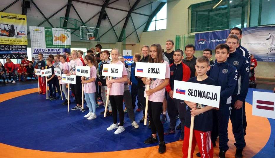 XXVI Międzynarodowy Turniej oPuchar Ziemi Kraśnickiej wzapasach wstylu wolnym