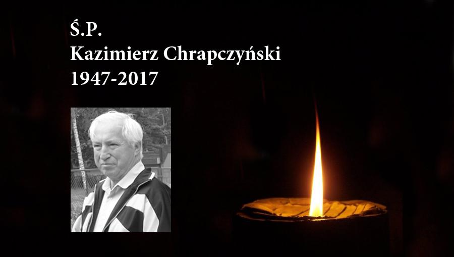 Zmarł Kazimierz Chrapczyński