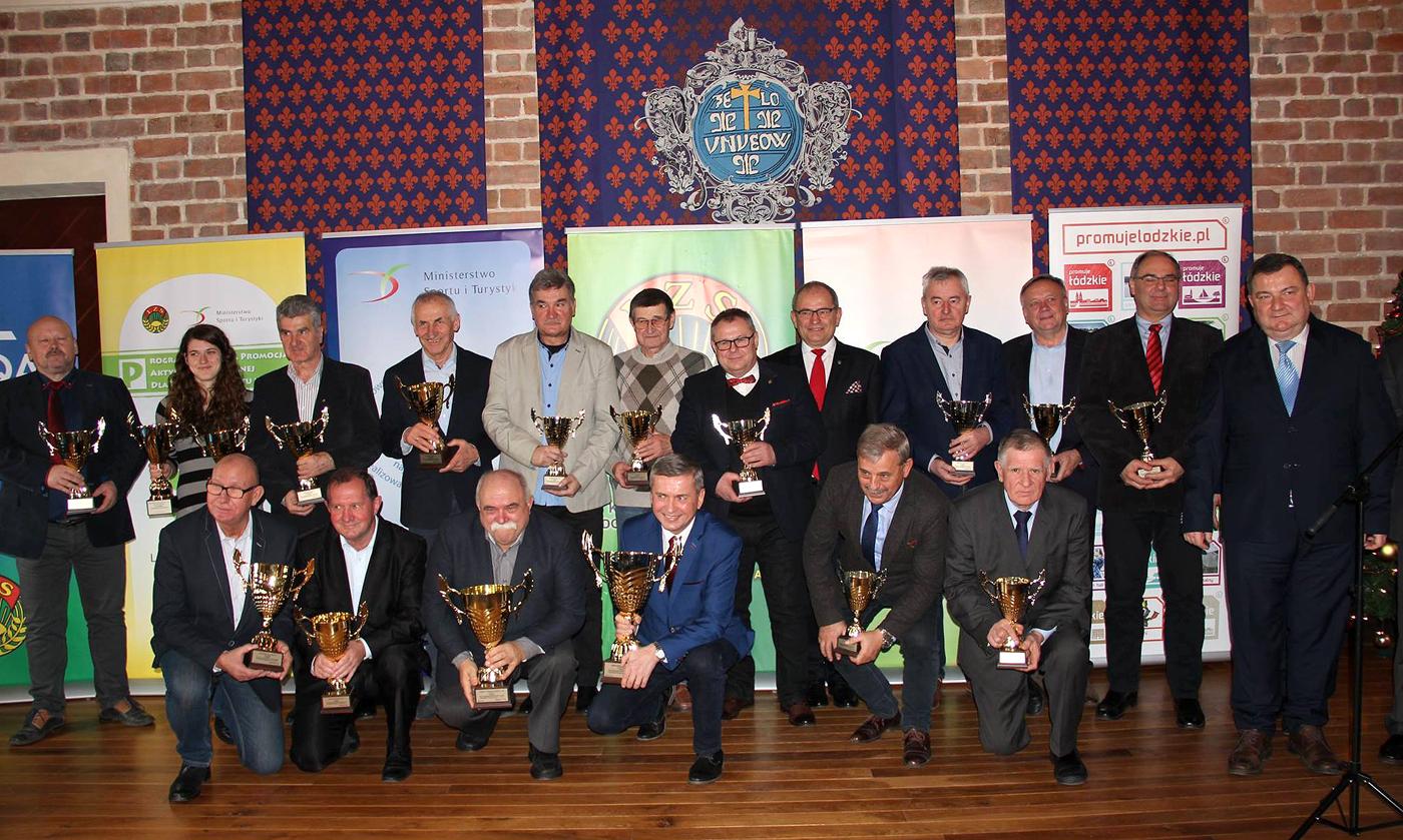 Podsumowanie w Uniejowie — najlepsze kluby iwojewódzkie zrzeszenia wsporcie wyczynowym