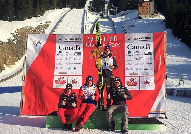 Tomasz Pilch liderem Pucharu Kontynentalnego 2017/2018 wskokach narciarskich