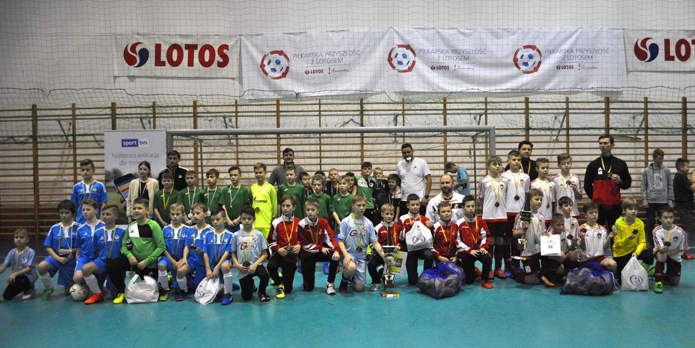 Ponad 300 zawodników rywalizowało wKaszub Cup rocznik 2007