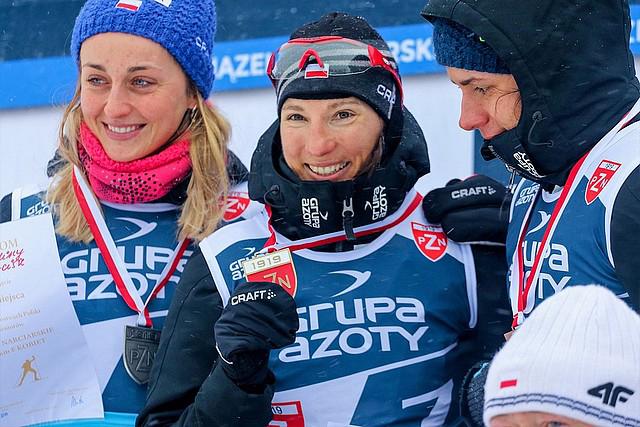 7 medale naszych zawodników na Mistrzostwach Polski wbiegach narciarskich