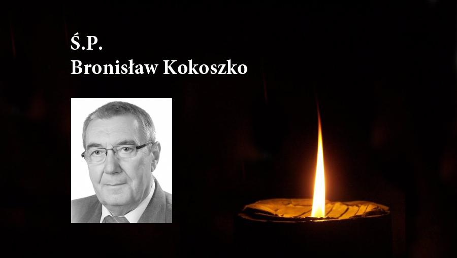 Zmarł Bronisław Kokoszko