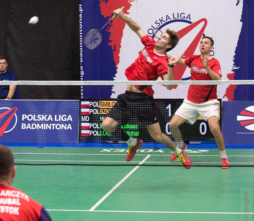 SKB Litpol-Malow Suwałki drużynowym mistrzem Polski w badmintonie, UKS Hubal Białystok wicemistrzem