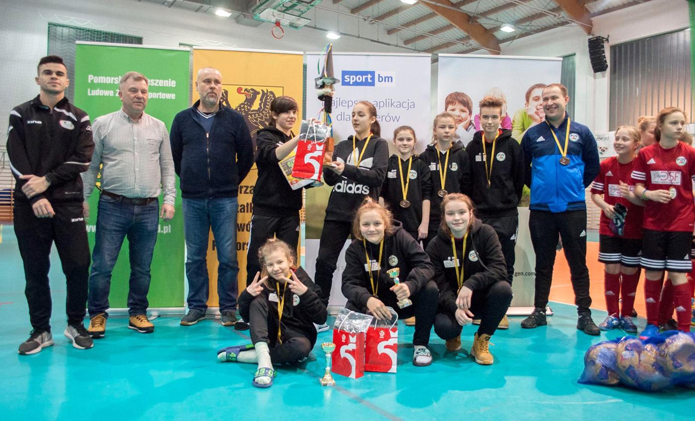 W Luzinie zakończyli cykl rozgrywek Kaszub Cup