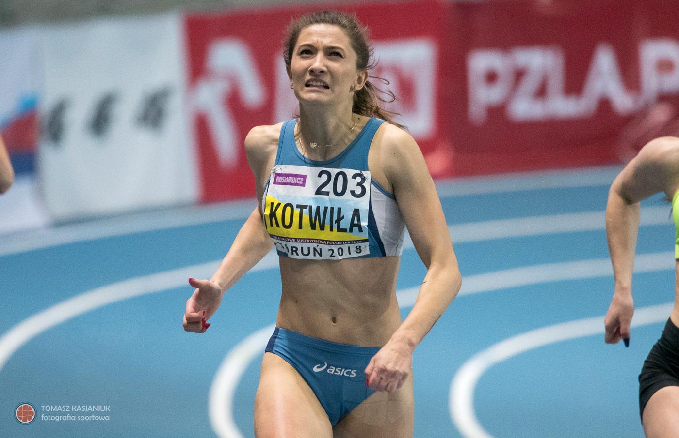 62 medale naszych zawodników na Halowych Mistrzostwach Polski U18 iU20 wlekkiej atletyce