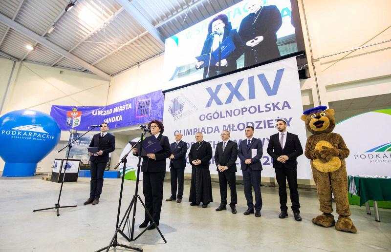 Zimowa OOM Podkarpackie 2018 — pierwsze medale zawodników znaszych klubów