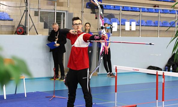 17 medali zdobyli zawodnicy z klubów Zrzeszenia LZS na Halowych Mistrzostwach Polski wŁucznictwie