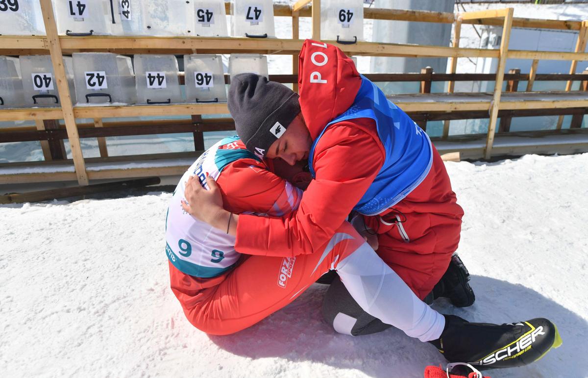 Paraolimpijskie igrzyska w Pjongczangu zakończone