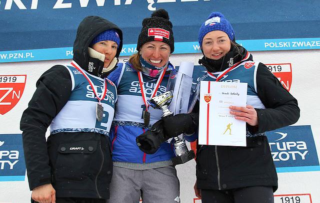 9 medali zdobyli zawodnicy zklubów Zrzeszenia LZS na Mistrzostwach Polski wbiegach narciarskich