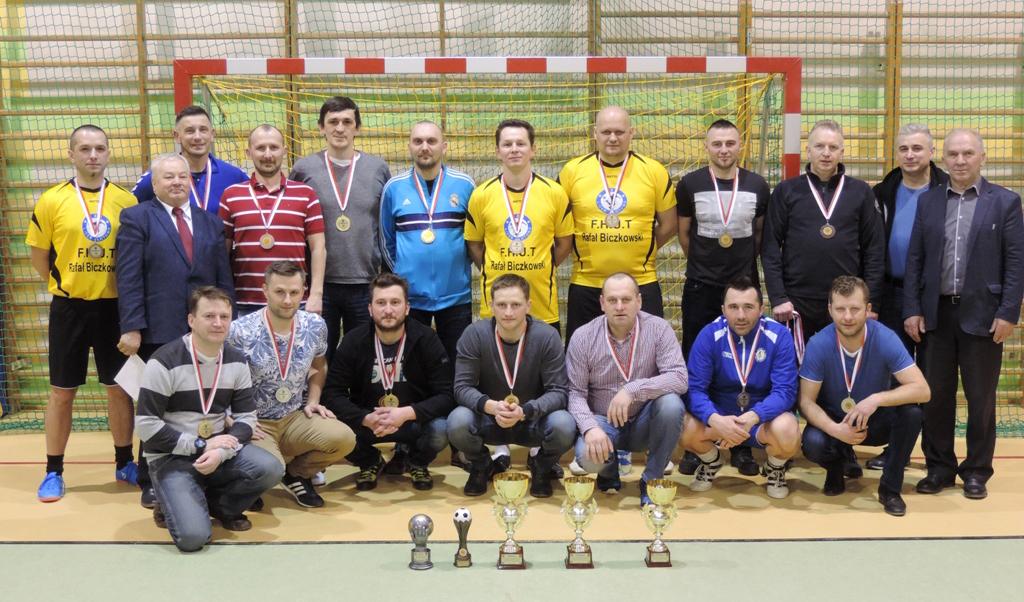Otwarte Mistrzostwa Gminy Lubawa wHalowej Piłce Nożnej OLD BOYS