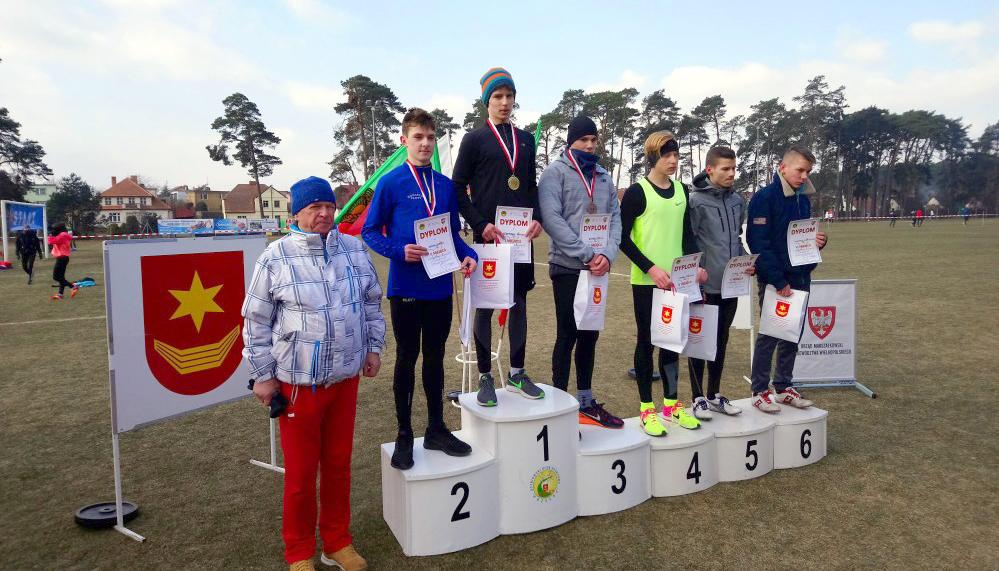 Mistrzostwa Krajowego Zrzeszenia LZS wbiegach przełajowych — Żerków 2018