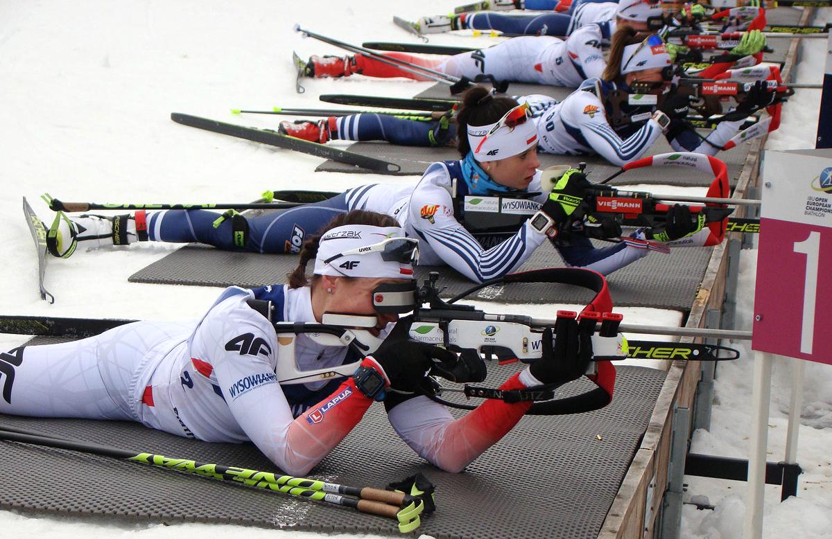 3 medale naszych biathlonistów na mistrzostwach Polski