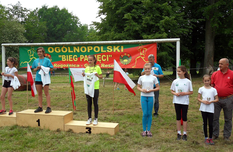 XXXII Ogólnopolski Bieg Pamięci Rogoźnica — GrossRosen 2018