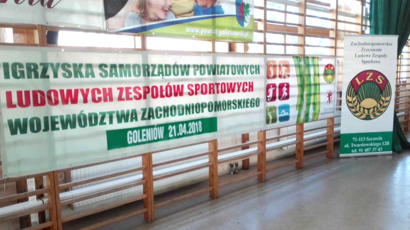 XVII Wojewódzkie Igrzyska Sportowo-Rekreacyjne LZS Samorządów Powiatowych