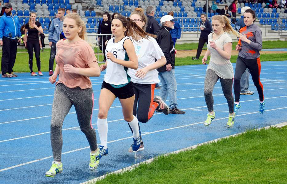 Mistrzostwa WielkopolskiLZS Młodzieży Szkolnej wLekkiej Atletyce