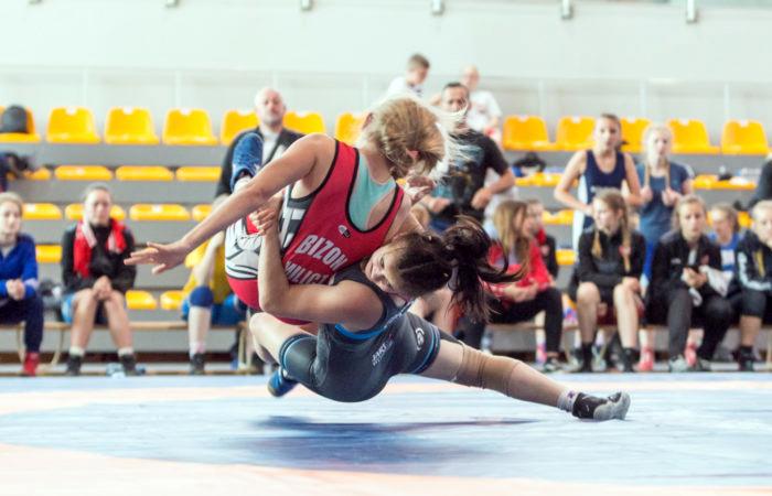 Na OOM w zapasach kobiet 32 medale dla zawodniczek znaszych klubów