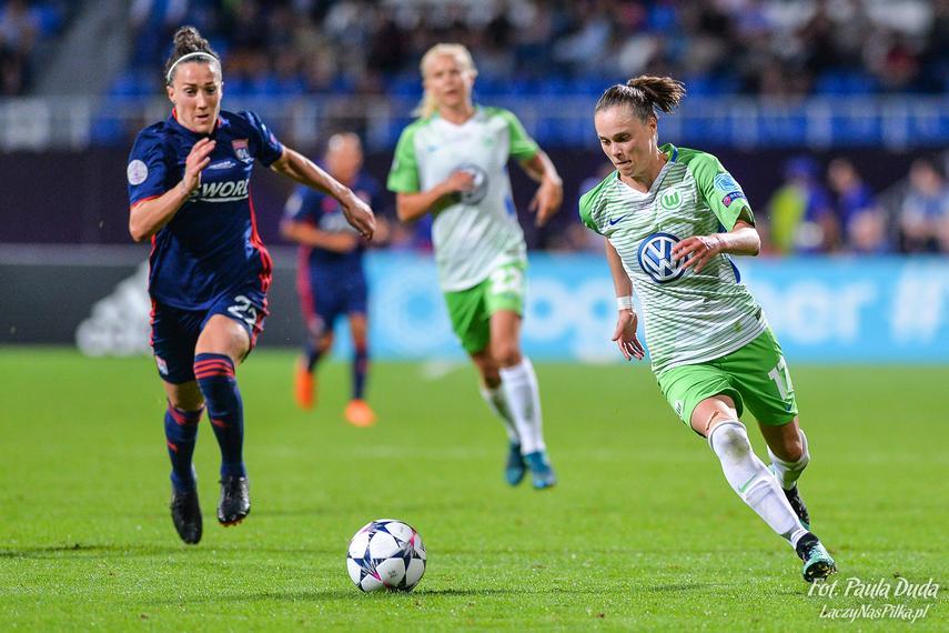Ewa Pajor wyróżniona przez ekspertów UEFA