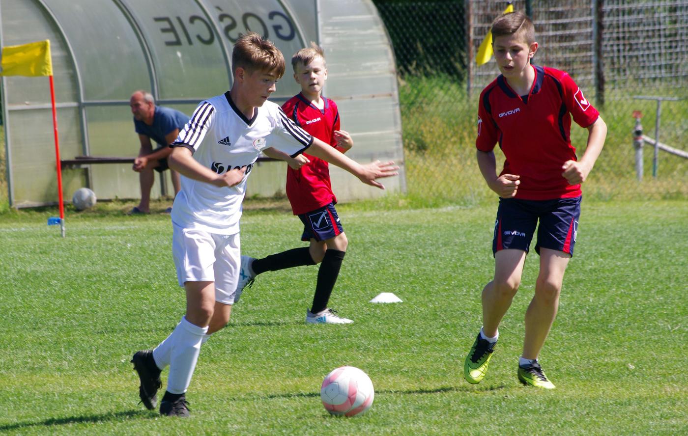 GOSRiT w Luzinie zwycięża wfinale wojewódzkim Turnieju Mała Piłkarska Kadra Czeka LZS