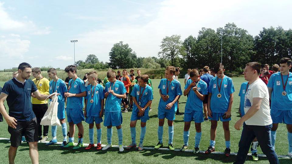 Finał Dolnośląski Turnieju Piłkarska Kadra Czeka LZS Chłopców