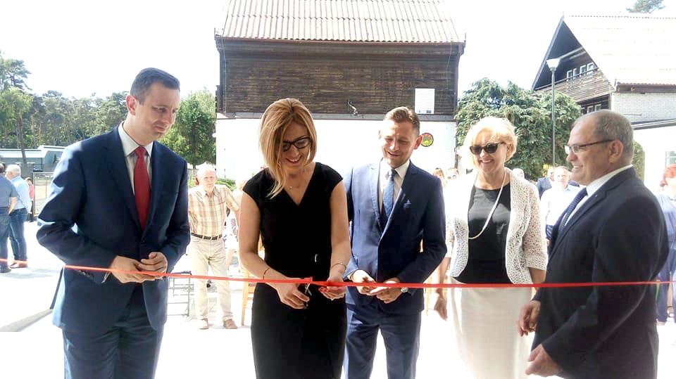 Otwarcie CIS w Mielnie