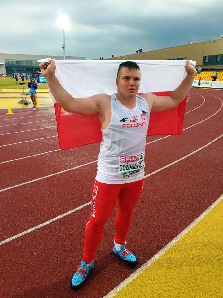 4 medale naszych lekkoatletów na Mistrzostwach Europy U-18