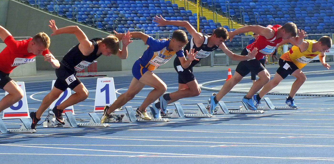 43 medale naszych zawodników na OOM wlekkiej atletyce