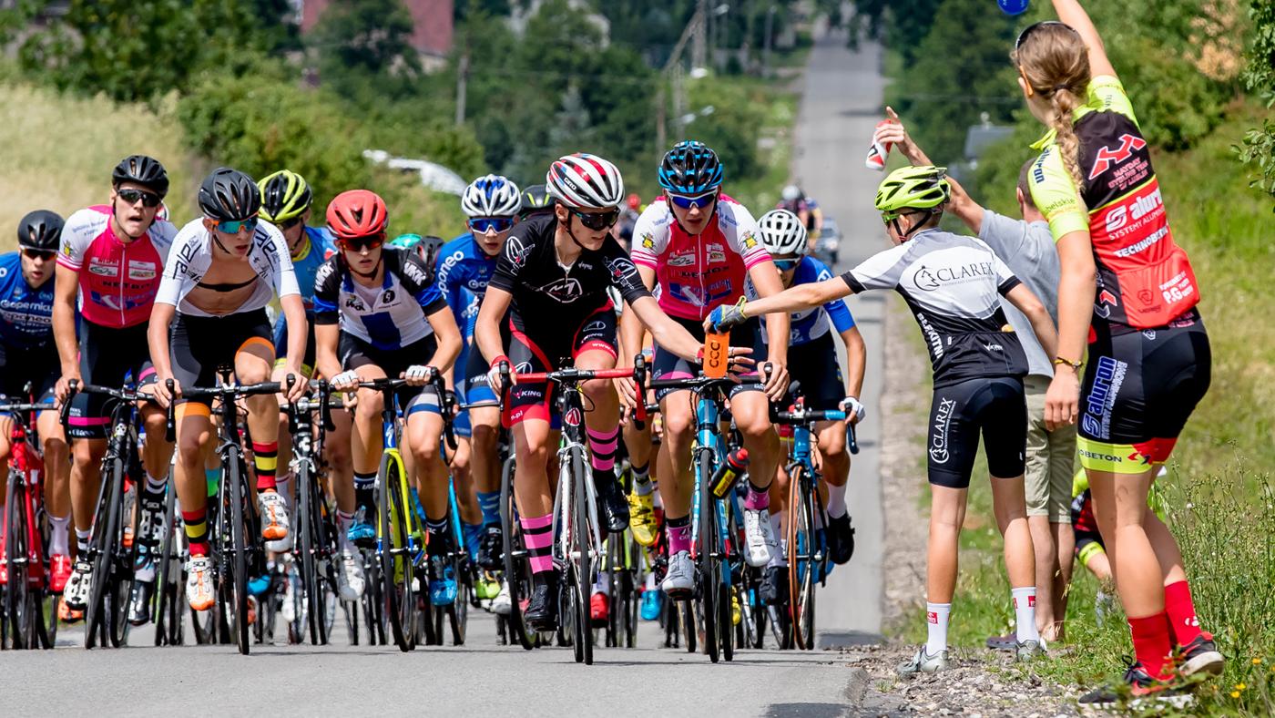 OOM w kolarstwie szosowym – wszystkie medale (12) dla zawodników znaszych klubów