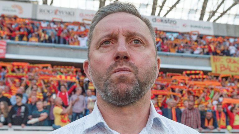 Jerzy Brzęczek, wychowanek LKS Olimpia Truskolasy, nowym trenerem naszej piłkarskiej reprezentacji