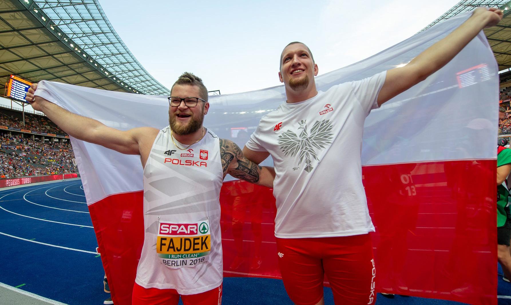 Lekkoatletyczne Mistrzostwa Europy wBerlinie – złoto Nowicki, srebro Fajdek